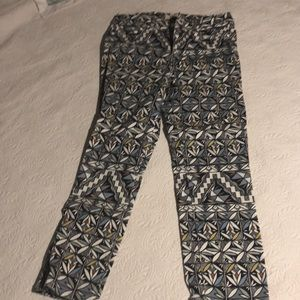 Tory Burch crop pant